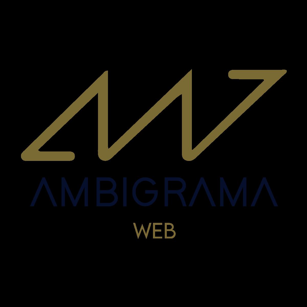 Ambigrama WEB